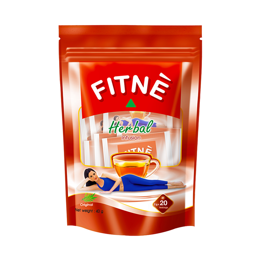 Picture of TH Fitnè Original Herbal Infusion Zippack