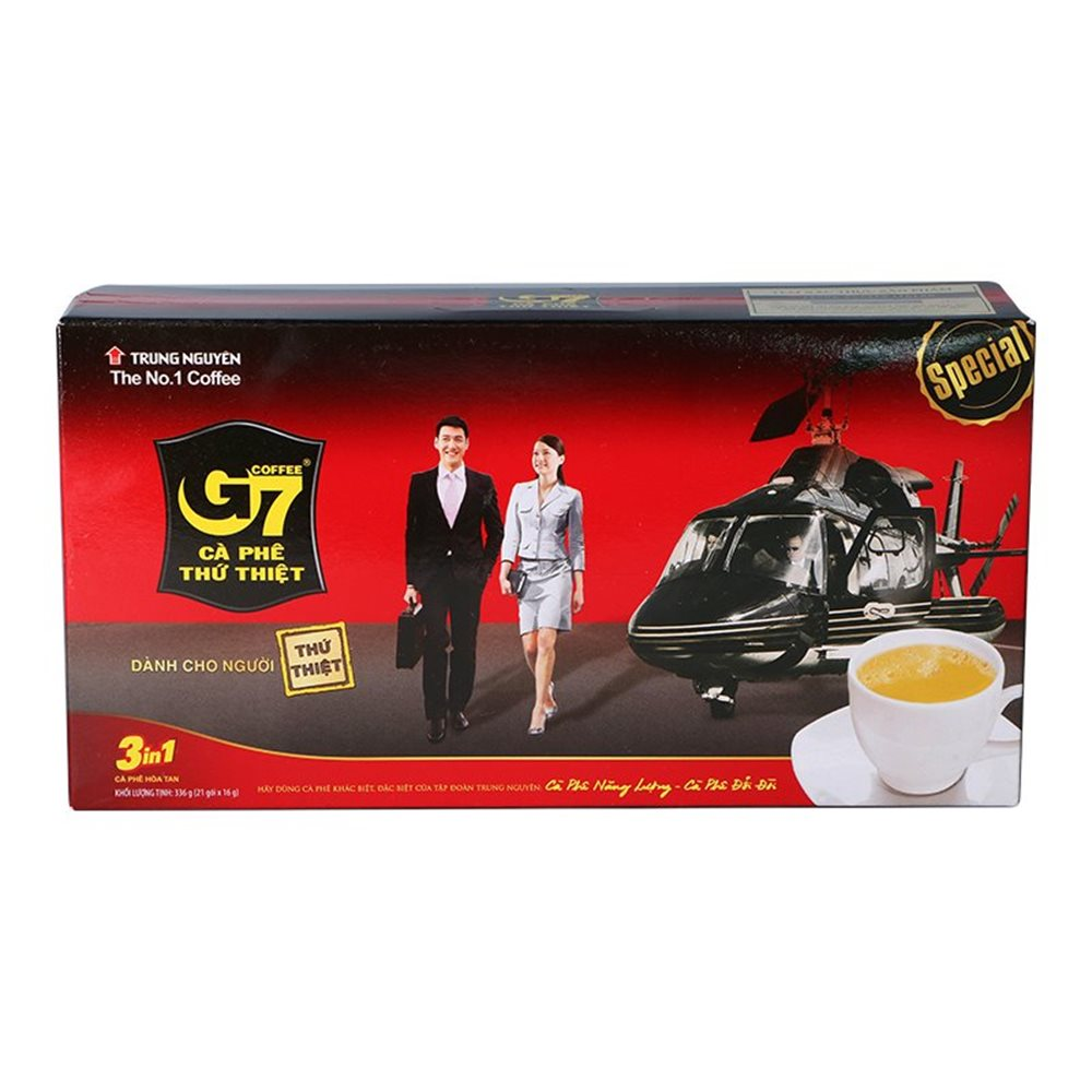 Picture of VN G7 Instant Coffee 3 in 1 (Box)