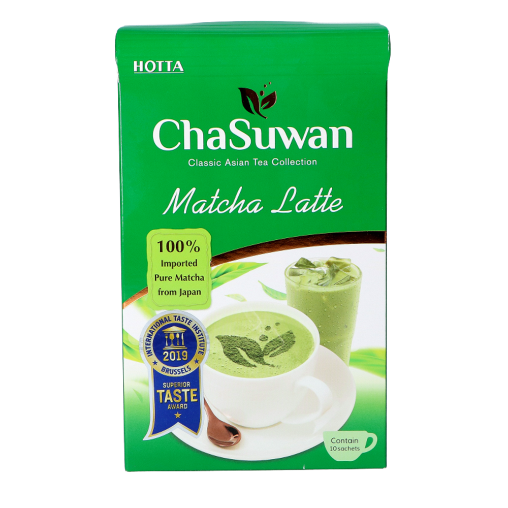 Picture of TH ChaSuwan Instant Matcha Latte