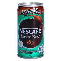 Picture of TH Nescafé Espresso Roast Coffee Drink w Sweetene