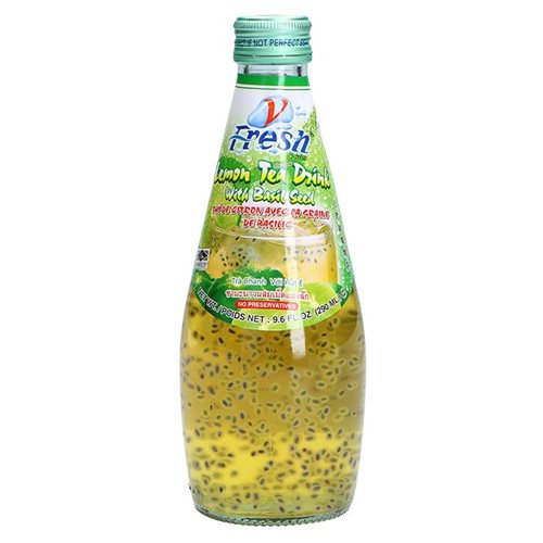 Picture of TH Lemon Tea Drink with Basil Seed