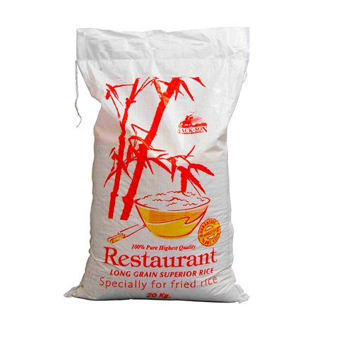 Picture of TH Restaurant Rice 100% Pure - highest quality