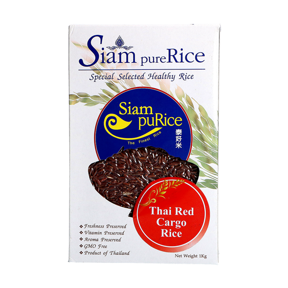 Picture of TH Thai Long Grain Red Rice Grade A In Vacuum