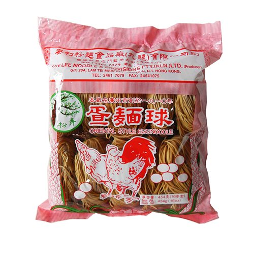 Picture of CN Chinese Egg Noodle Thin