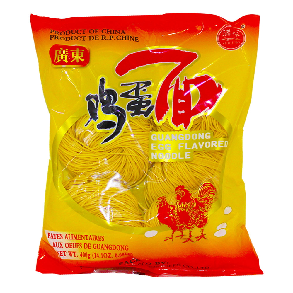 Picture of *CN Guangdong Egg Flav. Noodles
