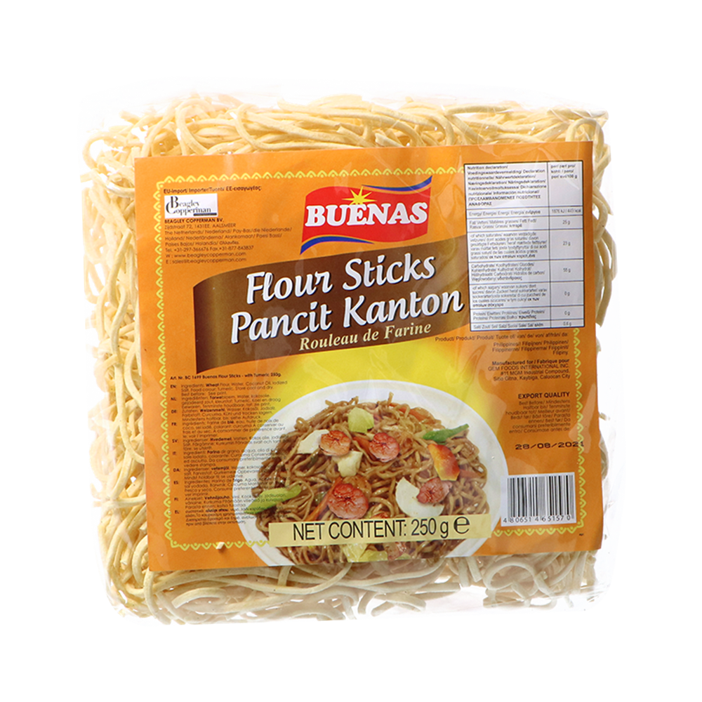 Picture of PH Flour Sticks Pancit Canton - Yellow