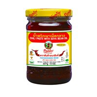 Picture of TH Chili Paste with Soya Bean Oil Medium Hot