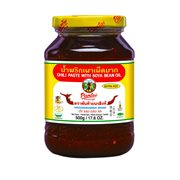 Picture of TH Chili Paste w Soya Bean Oil Ex Hot Namprikpao