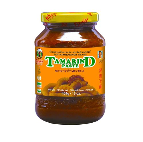 Picture of TH Tamarind Paste (Glas Bottle)