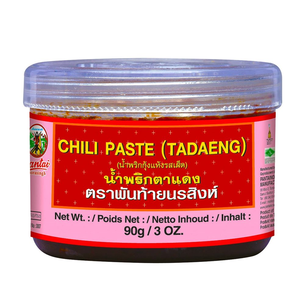 Picture of TH Chili Paste Tadaeng