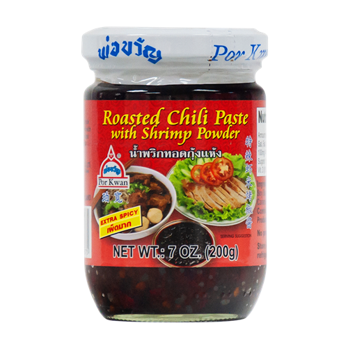 Picture of TH Roasted Chilli Paste with Shrimp Powder