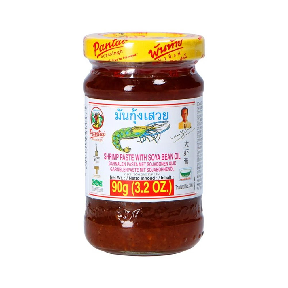 Picture of *TH Shrimp Paste With Soy Bean Oil