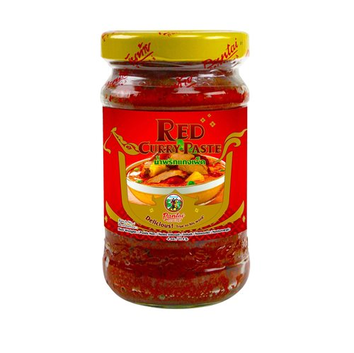 Picture of TH Red Curry Paste (Glass Jar)