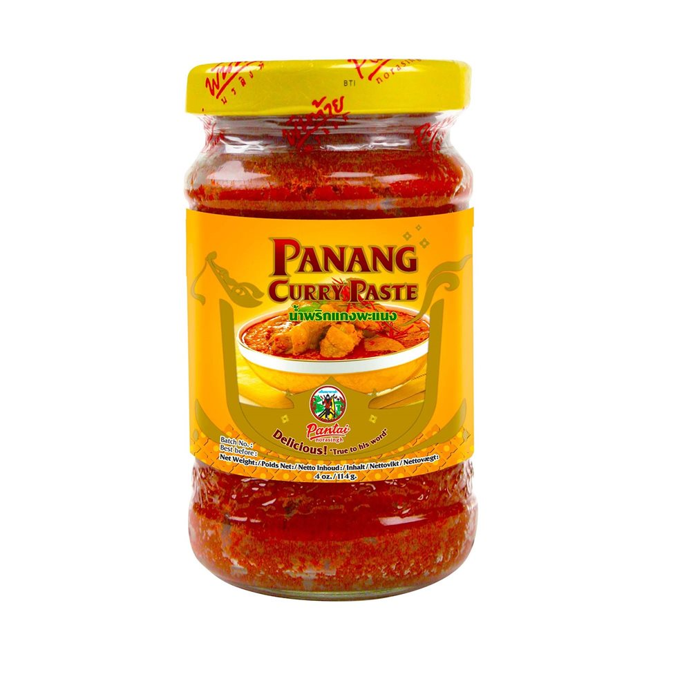 Picture of TH Panang Curry Paste (Glass Jar)
