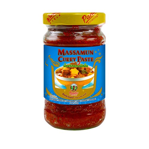 Picture of TH Massamum Curry Paste (Glass Jar)