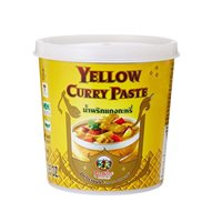 Picture of TH Yellow Curry Paste (Plastic Cup)