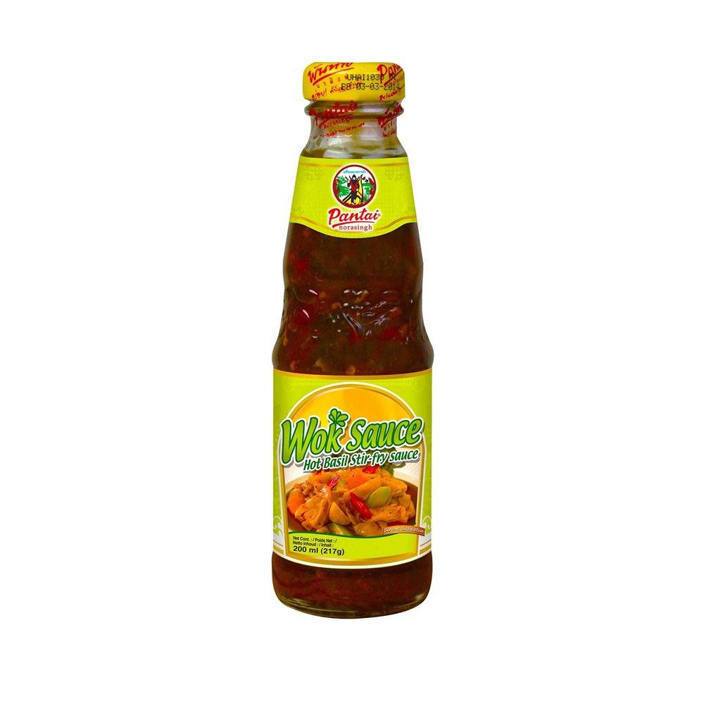 Picture of TH Wok Sauce - Hot Basil Stir Fry Sauce
