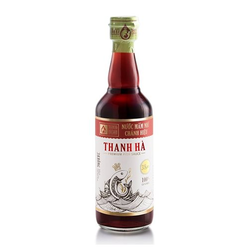 Picture of VN Fish Sauce 38N - NuOc Mam