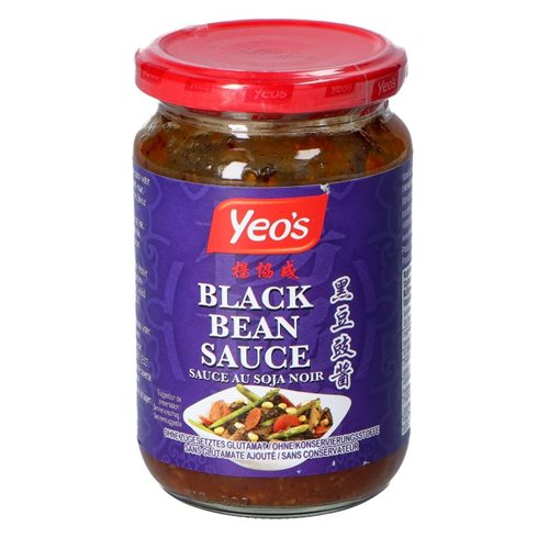 Picture of *MY Black Bean Sauce