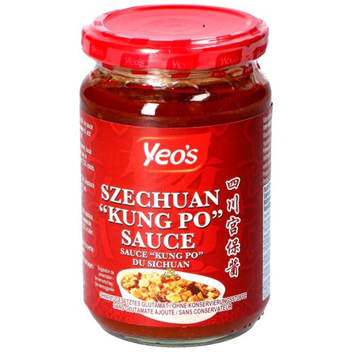 Picture of MY Szechuan Kung Po Sauce