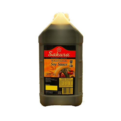 Picture of BR Traditional Soy Sauce - Gluten Free!