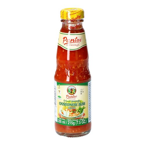 Picture of TH Cantonese Sukiyaki Sauce (Glas Bottle)