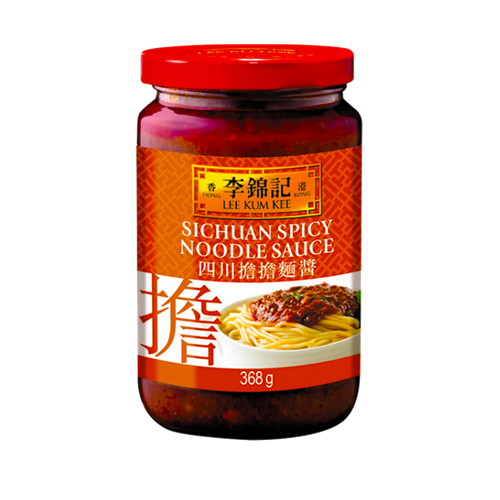 Picture of HK Sichuan Spicy Noodle Sauce