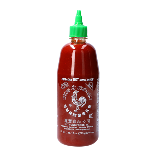 Picture of US Sriracha Hot Chili Sauce