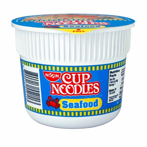 Picture of PH Cup Noodle  Mini Seafood Flav