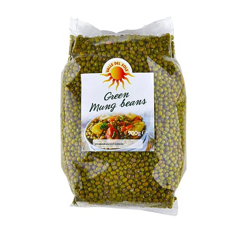 Picture of CN Green Mung Beans Polished