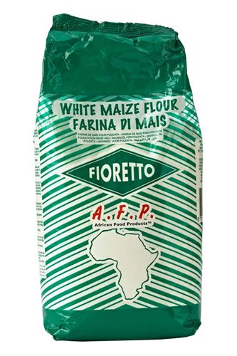 Picture of Fioretto White Maize Flour (Green)