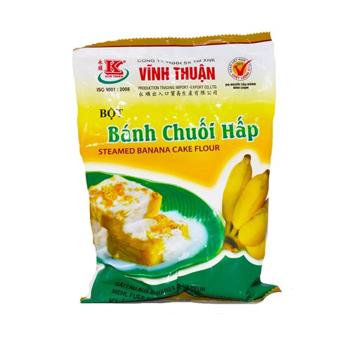 Picture of VN Steamed Banana Cake Flour - Bot Bánh Chuoi Hap