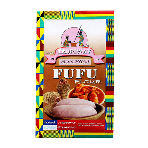 Picture of Fufu Flour Cocoyam