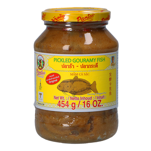 Picture of TH Pickled Gouramy Fish