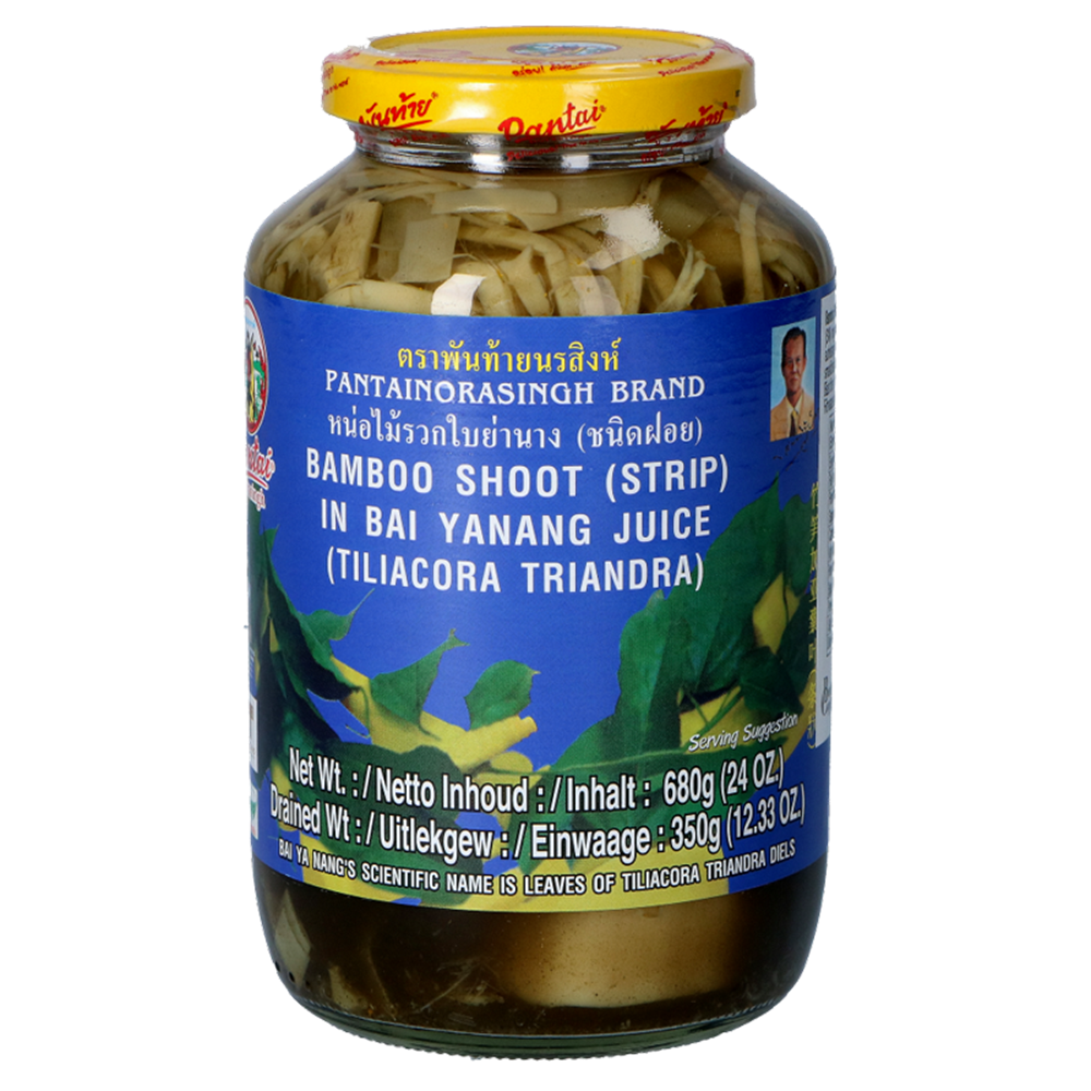 Picture of TH Bamboo Shoot in Bai  Yanang Juice (Strip)