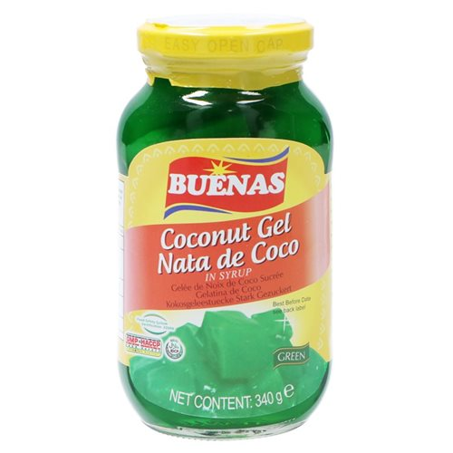Picture of PH Coconut Gel Green (Nata De Coco)