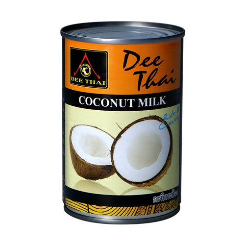 Picture of TH Coconut Milk 17-19% Milkfat 82% Coconut Extract