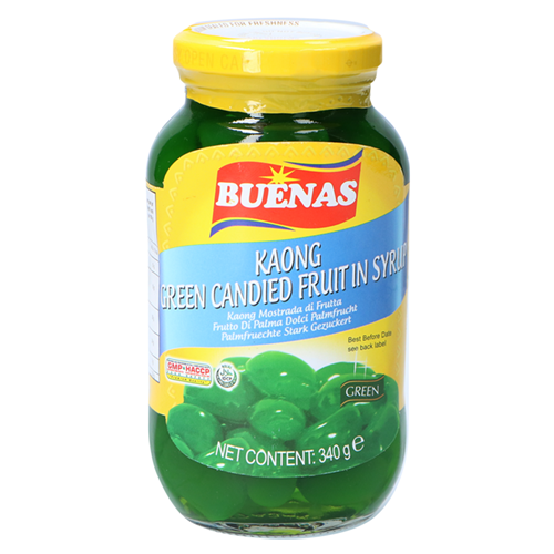Picture of PH Palm Fruit (Kaong) Green in Jar