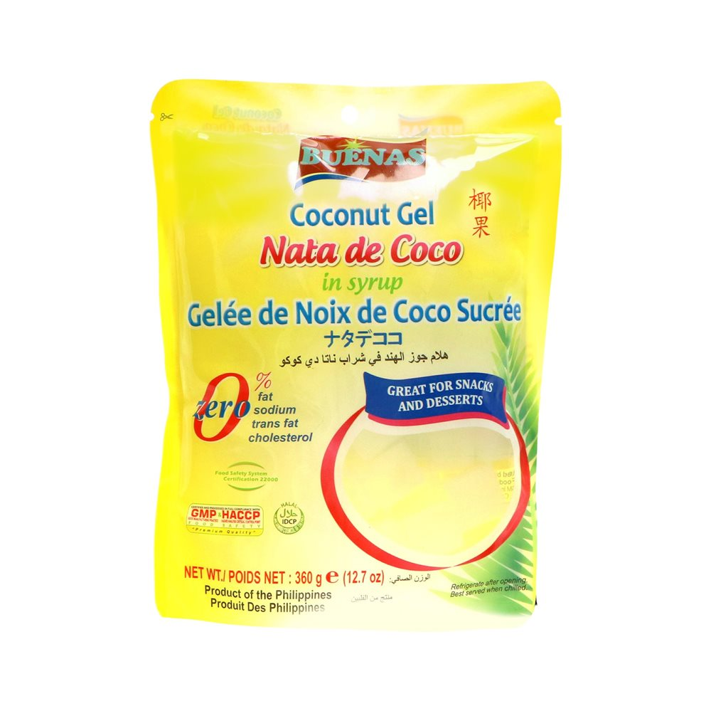 Picture of PH Nata de Coco White in SUP (Plastic Pouch)