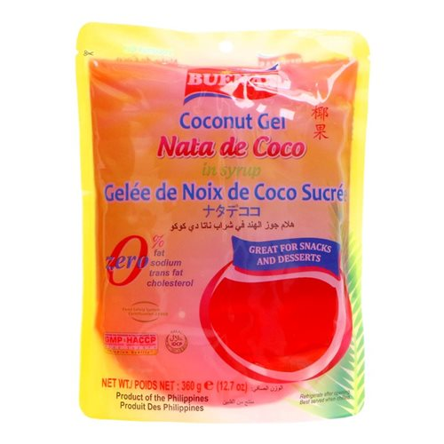 Picture of PH Nata de Coco Red in SUP (Plastic Pouch)