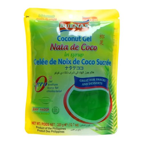 Picture of PH Nata de Coco Green in SUP (Plastic Pouch)