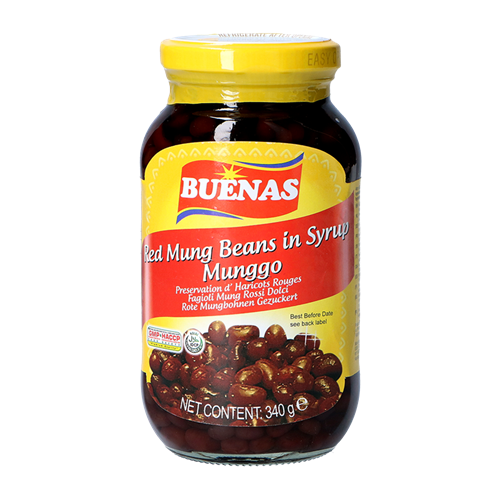 Picture of PH Red Mung Beans in Syrup