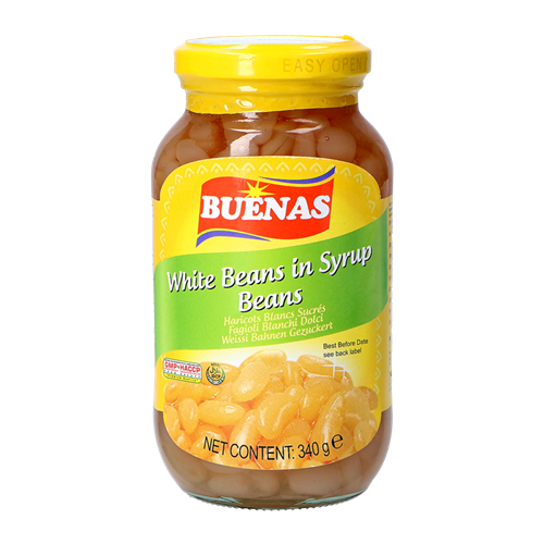 Picture of PH White Beans in Syrup