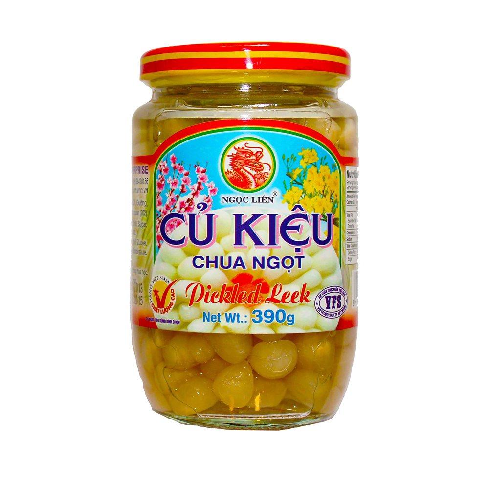 Picture of VN Pickled Leek (Cu kieu)