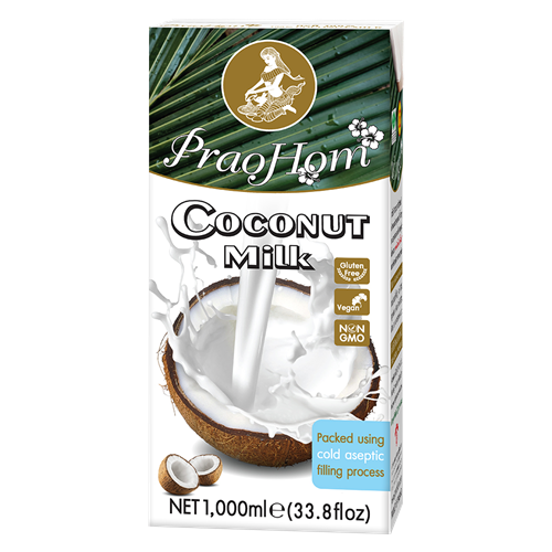 Picture of TH Coconut Milk Tetra Pack 17-19% Milkfat