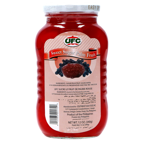Picture of PH Sugar Palm Fruit - Red (Kaong)