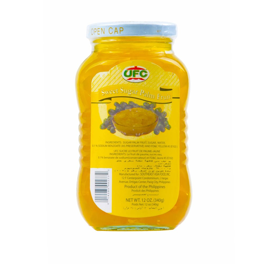 Picture of PH Sugar Palm Fruit, Yellow (Kaong)