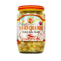 Picture of VN Pickled Young Lotus Rootlet
