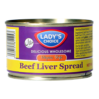 Picture of EU Beef Liver Spread