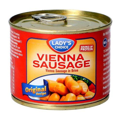 Picture of DE Vienna Sausage - Chicken (Halal)